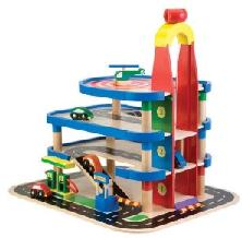 alex toys parking garage
