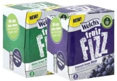 Welch's fruit fizz