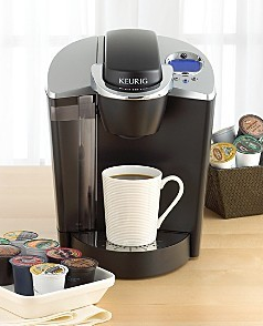 Keurig with K-Cups