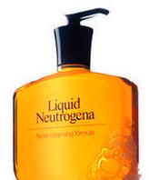 Neutrogena cleanser