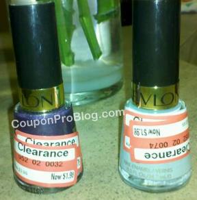 Revlon nail polish target