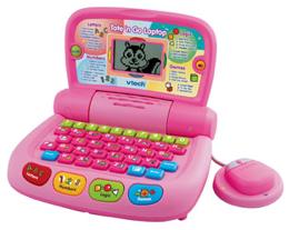 Vtech laptop pink