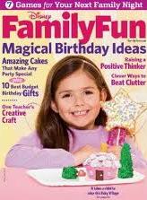 disney family fun magazine