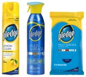 Pledge products