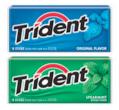 Trident gum