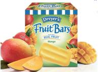 Dreyer's fruit bars