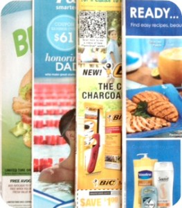 Coupon Inserts newspaper