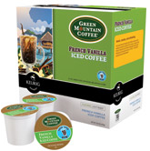 Green Mountain Brew Over Ice k-cup