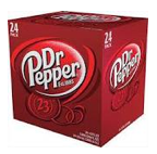 Dr. Pepper 24 pack