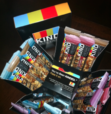 Kind Bars cube