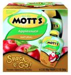 Mott's snack and go