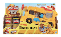 Play-doh buster playset