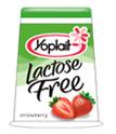 Yoplait lactose free