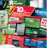 Walmart black friday ad 2012