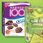 Nabisco 100 calorie or snackwell's