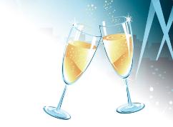 New Years Eve cheers