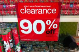 Target christmas clearance