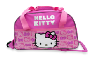 hello kitty duffel bag