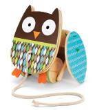 skip hop owl toy