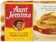 Aunt Jemima frozen breakfast