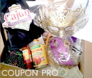 Cajun party kit freebie