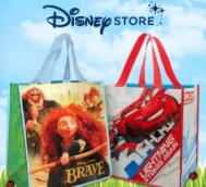 Disney store bags