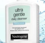 Neutrogena daily cleanser