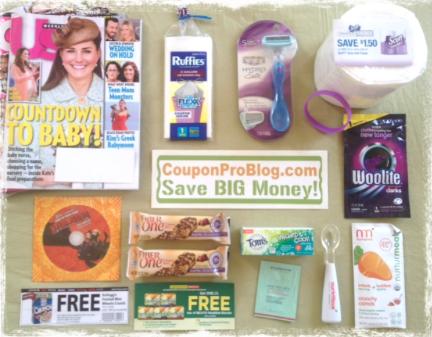 Mailbox freebies 5-28