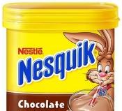 Nestle nesquik chocolate