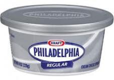 Philadephia cream cheese kraft