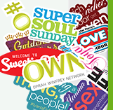 Oprah OWN stickers