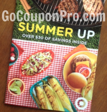 free summer target coupon booklet 2013