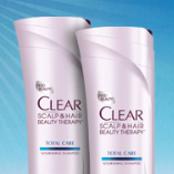 Clear scalp and hair therapy for women