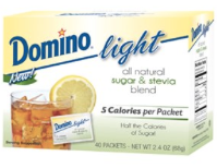 Domino light sugar