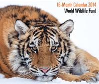 wwf calendar 2014