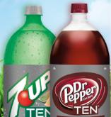 7up ten dr pepper ten