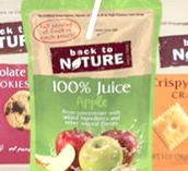 Back to nature products