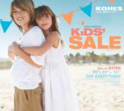 Kids sale kohl's