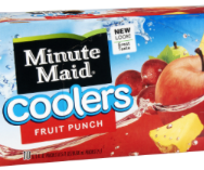Minute maid coolers