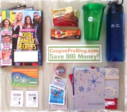 Mailbox freebies 10-15