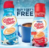 coffee-mate buy 1 get 1 free
