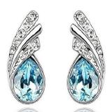 austrian crystal stud earrings coupon pro