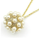 pearl studded disco ball necklace coupon pro