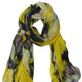 yellow begonia scarf coupon pro