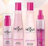Nexxus salon color assure