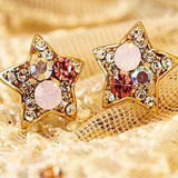 sparkly star earrings coupon pro