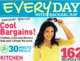 Everyday with Rachel Ray magazine