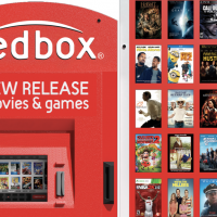 Redbox Video Game