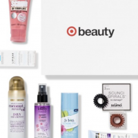 Target Mother's Day Beauty Box